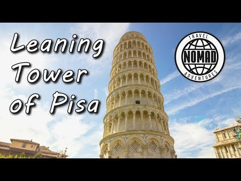 The Leaning Tower of PISA | ITALY Travel Vlog Guide