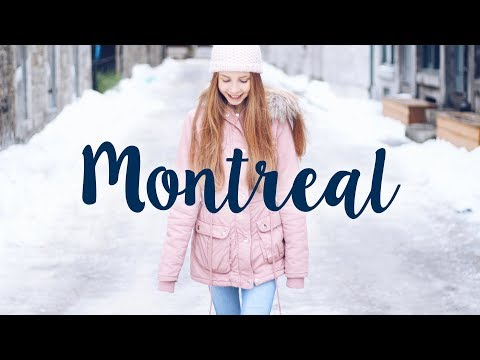 Montreal Travel Diary ♡
