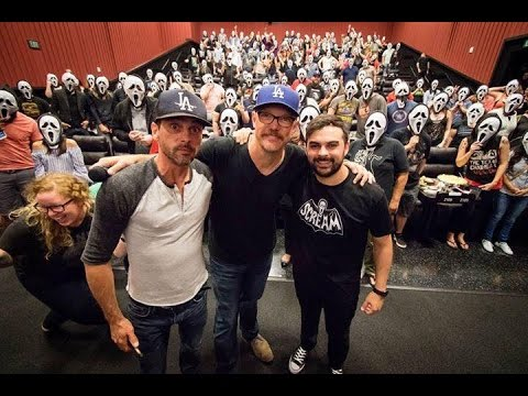 Scream Screening Q&A with Matthew Lillard & Skeet Ulrich!