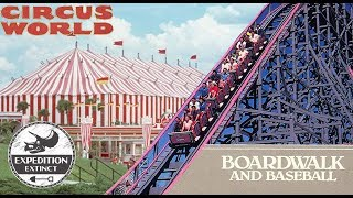 The Abandoned History of Circus World and Boardwalk And Baseball Florida | Expedition Extinct
