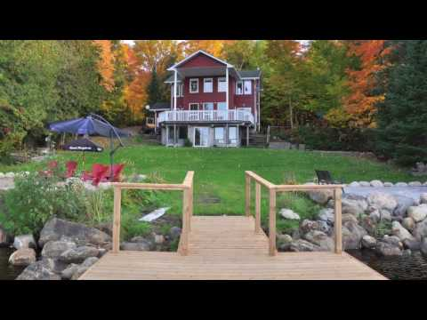 Parry Sound Cottage For Rent: #438 On Mirage Lake Near Huntsville Ontario