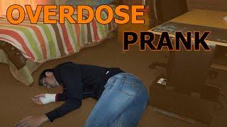 Overdose suicide Prank on WHOLE family! [SAD]