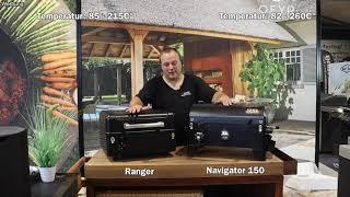 Traeger Ranger vs Pitboss Navigator 150
