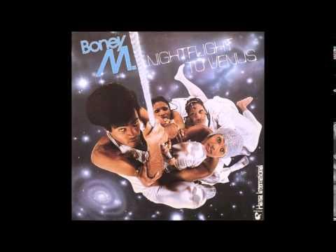 Boney M. - Nightflight to Venus/Rasputin (1st pressing)