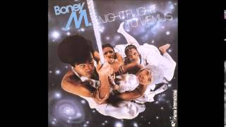 Boney M. - Nightflight to Venus/Rasputin (1st pressing)