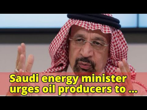 Saudi energy minister urges oil producers to extend cooperation beyond 2018