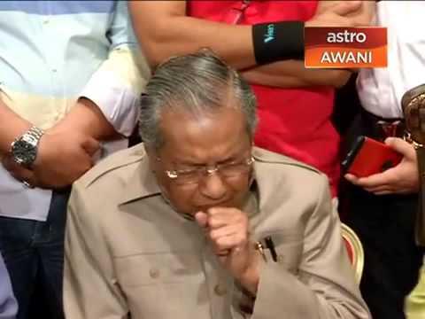 Kronologi dialog Nothing2Hide: Tun M ditemubual pihak media