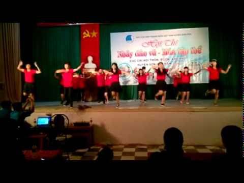 Múa dân vũ bara bara bere bere và all is well-Xã Sơn Hà-Sơn Hòa-Phú Yên