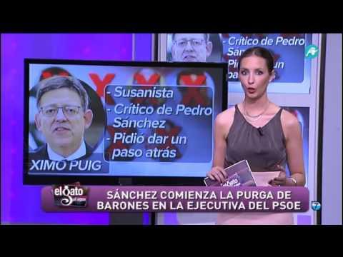 Comienza la purga en el PSOE