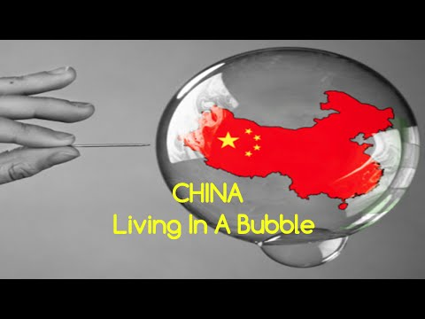 China - Living in a Bubble, The Next Financial Meltdown