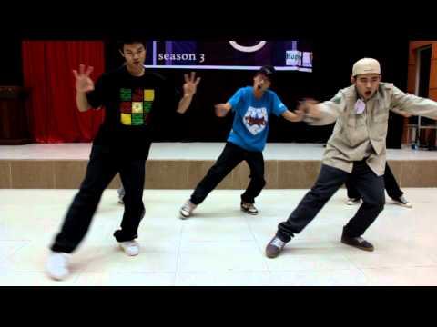 DoDoPe Crew - Nhảy Hiện Đại