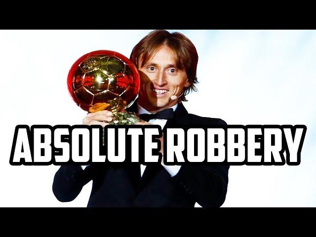 Did Modric Really Deserve the Ballon d'Or?