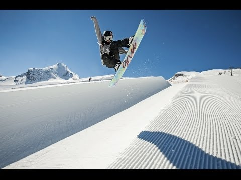 No Dudes Allowed Snowboard Session - Red Bull Shr3d Girls Only