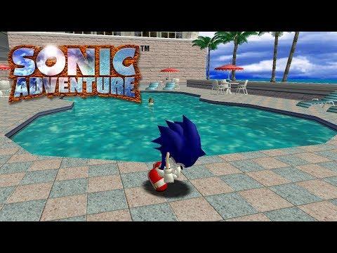 Exploring Cutscenes - Sonic Adventure