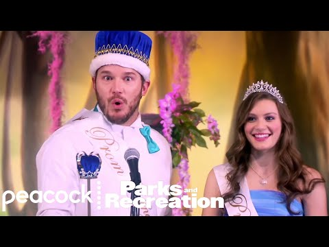 Andy Dwyer Prom King - Parks and Recreation
