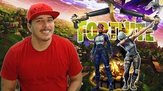 Fortnite Battle Royale! Xbox One! Yup I'm Still Sick! 🔴LIVE#57