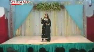 Pashto New Remix Song Khat Me Zanzeri  By Urooj Mohmand