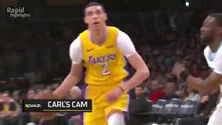 Charlotte Hornets vs LA Lakers   Full Game Highlights   Jan 5, 2018   NBA Season 2017 18
