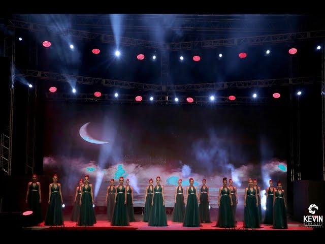 desfile CLARA DEL CASTILLO - Miss Sur 2019
