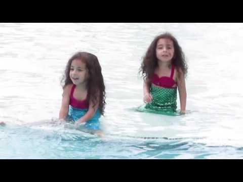 Aruba Mermaid Twins/ Sabrina And Sofia