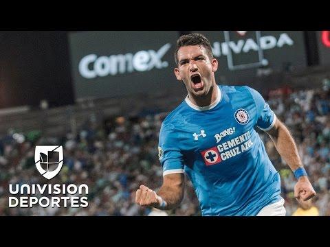 Cruz Azul sigue en franca mejoría y ahora en Copa eliminó a Santos Laguna