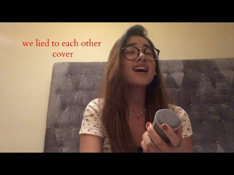 we lied to each other by olivia o'brien cover thumbnail