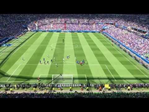 Robbie Brady Penalty -v- France in Euro 2016