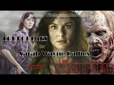Best of (Part. I) Lori Grimes by Sarah Wayne Callies in The Walking Dead
