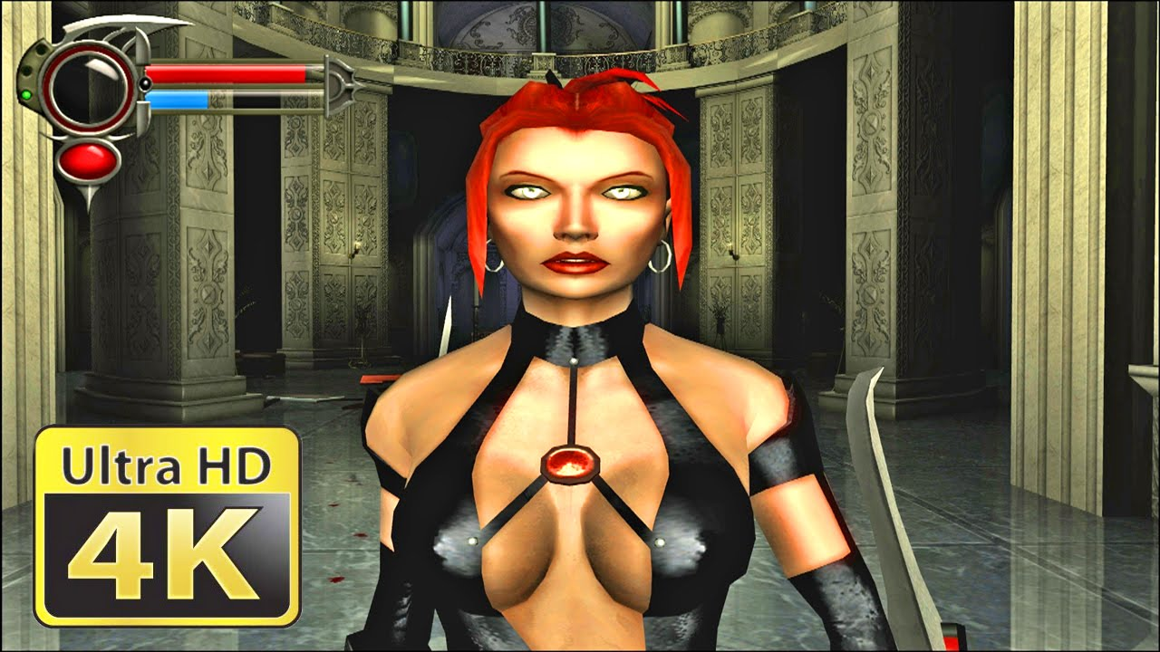 Bloodrayne 2 Old Games In 4k Youtube
