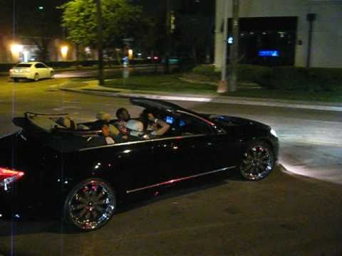 Rare Mercedes Benz Cl550 Convertible In Houston Tx By