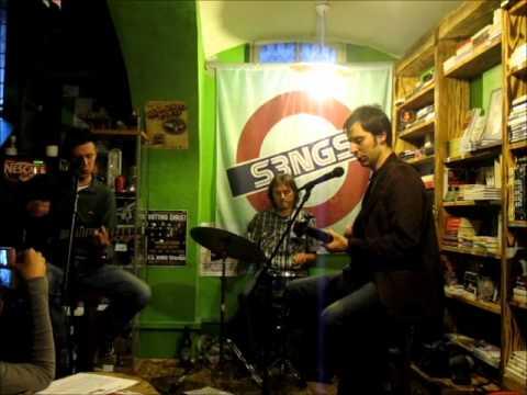 Akustika: S3ngs - Disciplina (bookstore session)