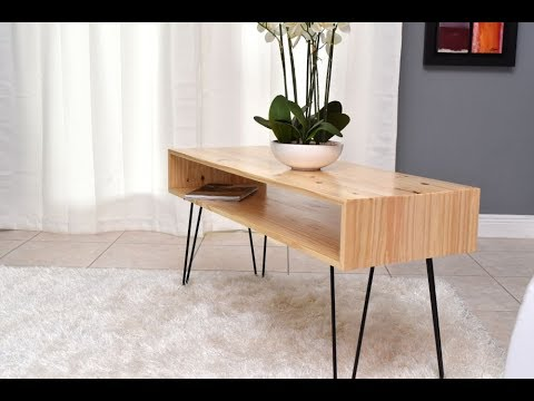 How To Build A Coffee Table 10 Easy And Cheap Diy Projects