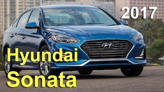Хендай Соната 2018 возвращение обзор Александра Михельсона Hyundai Sonata 2018