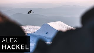 Alex Hackel Ski Edit