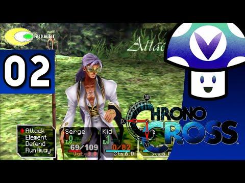 [Vinesauce] Vinny - Chrono Cross (part 2)