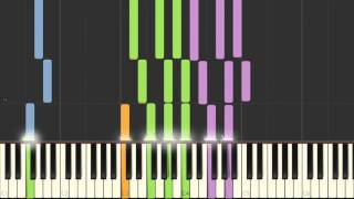 Seite an Seite / Christina Stürmer (Klavier Tutorial)