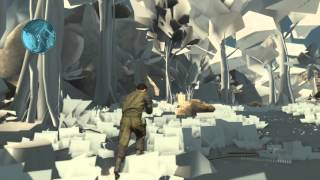 METAL GEAR SOLID V THE PHANTOM PAIN MGO no texture glitch PS4 mgs