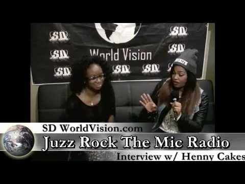 JRTM Radio Ladies Night (Part 4): Elle Interviews Henny Cakes, Baby Mama/Wife, Love Advice
