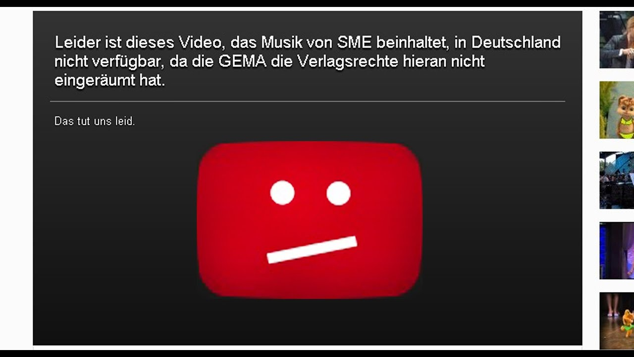 Gesperrte Youtube Videos Sehen Chrome