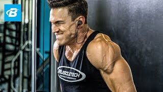 Plateau-Busting Shoulder Workout for Mass | Abel Albonetti