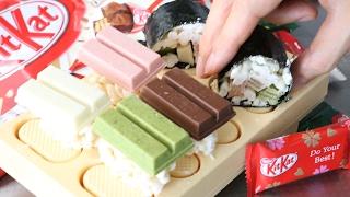 How to Make KitKat Sushi thumbnail