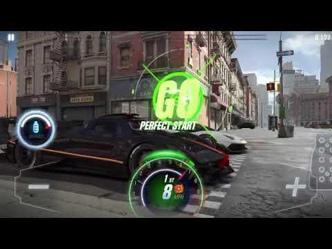 CSR Racing 2 Zonda Revolucion Maxed Tune/Pattern 7.180