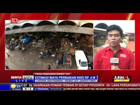 Perbaikan Kios di Pasar Induk Kramat Jati Diperkirakan Rp 6 Miliar Mp3