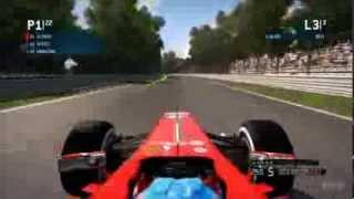 F1 2013 - Monza | Italian Grand Prix Gameplay [HD]