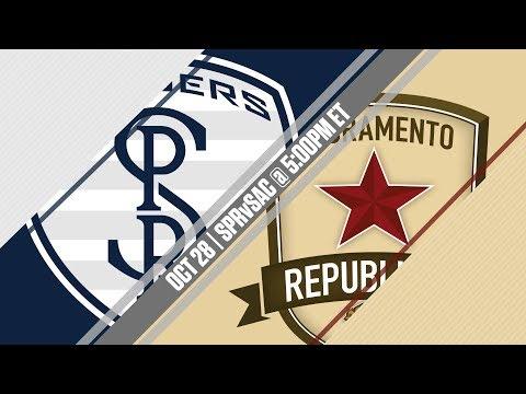 2017 #USLPLAYOFFS - Swope Park Rangers vs Sacramento Republic FC 10/28/17