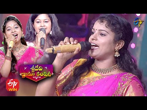 Download SY Team   Spoorthi & Mounika & Shirisha Songs Performance   Sridevi Drama Company   29th August 2021