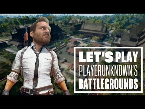 Let's Play PUBG gameplay with Ian - THE LONELY ISLAND!