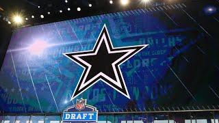 2021 NFL MOCK DRAFT: Cowboys 7 rounds | The Hail Mary Podcast