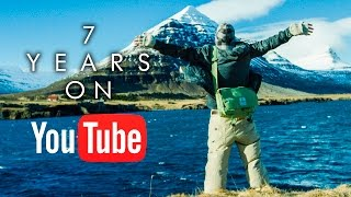 Video 7 Years On YouTube - Chase Your Dreams! download MP3, 3GP, MP4, WEBM, AVI, FLV Oktober 2018