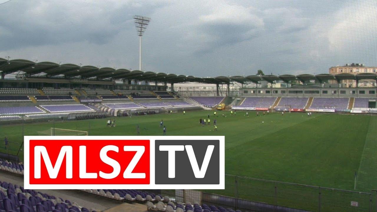 Újpest FC - Kóka FNLA | 0-2 | JET-SOL Liga | 7. helyért, 1. mérkőzés | MLSZTV